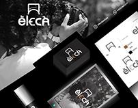 ELECA // LOGO BRANDING - @SONGARTWORK