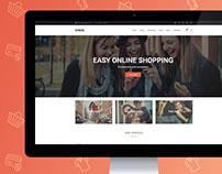 Syros - Modern Online Storefront
