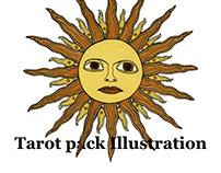 Tarot Pack Illustration