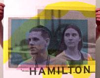 Hamilton - Film Poster