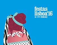 SHORTLIST FESTAS DE LISBOA 16'