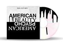 Album Redesign - Fall out Boy // AB/AP