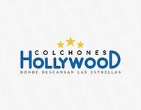 COLCHONES HOLLYWOOD // IDENTIDAD VISUAL