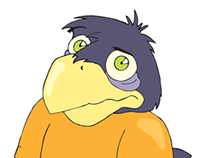 OK Jailbirds Concept Character