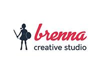 Brenna - Brand Identity