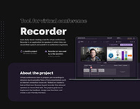 SlidesLive Recorder - Tool for virtual conferences