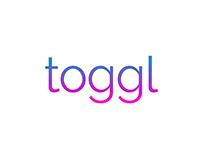 Toggl App Design Concept