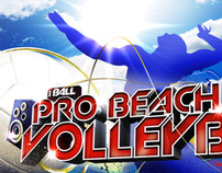 Pro Beach Volleyball iPhone Game