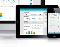 Valta remote energy management system interface