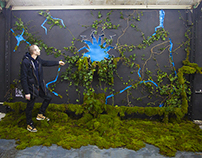 Broken Wall | Experiences Art Fair