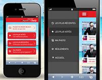 PIzza Hut - Mobile App design