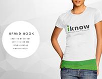iknow - Brand Identity Design