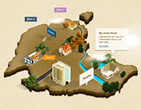 Free 3D Isometric Map (Action & Psd )