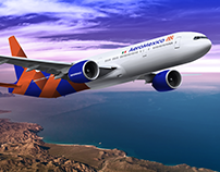 Aeromexico Brand Identity