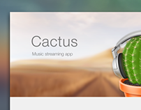 Cactus web page
