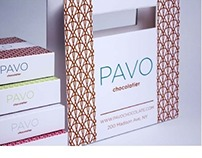 Pavo Chocolatier Branding and Packaging