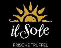 IL SOLE - FRISCHE TRÜFFEL & ANDERE GAUMENFREUDEN