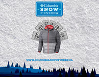 Columbia Snow Finder