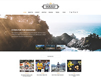 HASU Travel Blog Theme