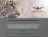 South African Wildlife College