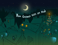 Interactive Christmas Book for Kids on Android