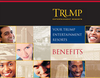 Trump Entertainment Resorts Benefits Materials