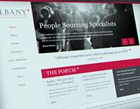 Albany Partners - Branding & Web Design