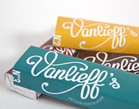Vanlieff's, Artisan Chocolatier