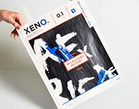 ISTD - typographic Xenophobia