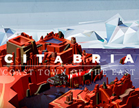 Coast Town Poster