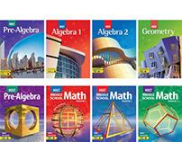 Mathematics Textbook Covers