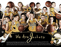 Basketball Tribute Poster