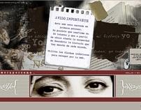 Website Editorial Primerapersona v1