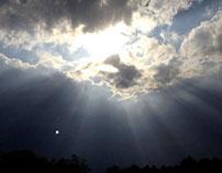 AN IMPRESSIVE SKY…