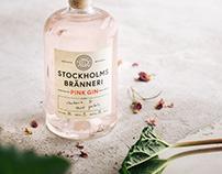 Stockholms Bränneri Pink Gin