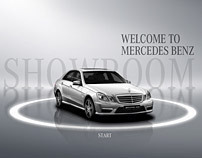 Mercedes Showroom iPad App