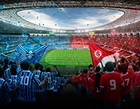 Tim Stadium - Inter x Gremio