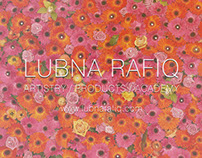 Lubna Rafiq TV Advert