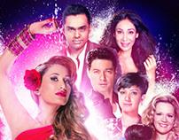 Bollywood Carmen | Retouching, Art Direction