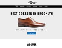 Cobbler template for weblium.com templatemonster.com