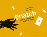 Snatch Movie Poster