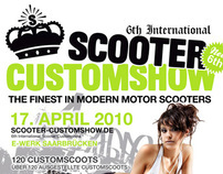 Scooter-Customshow 2010