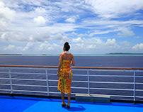 Aitutaki Island photo book of Cook Islands