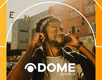 Branding | Dome Seguros