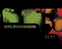 Mrs Burroughs - Identité Visuelle