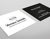 Veronica Stocchetti _ Business card