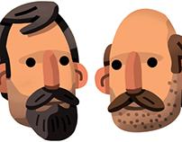 Gerald & Cullen Rapp: Logo Redesign