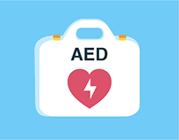 How to use an AED device on a child