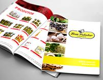 Catálogo de Produtos - Bom Paladar Condimentos