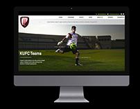 Karachi United Website